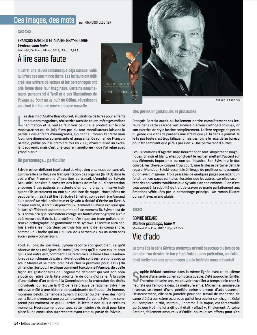 critique Barcelo